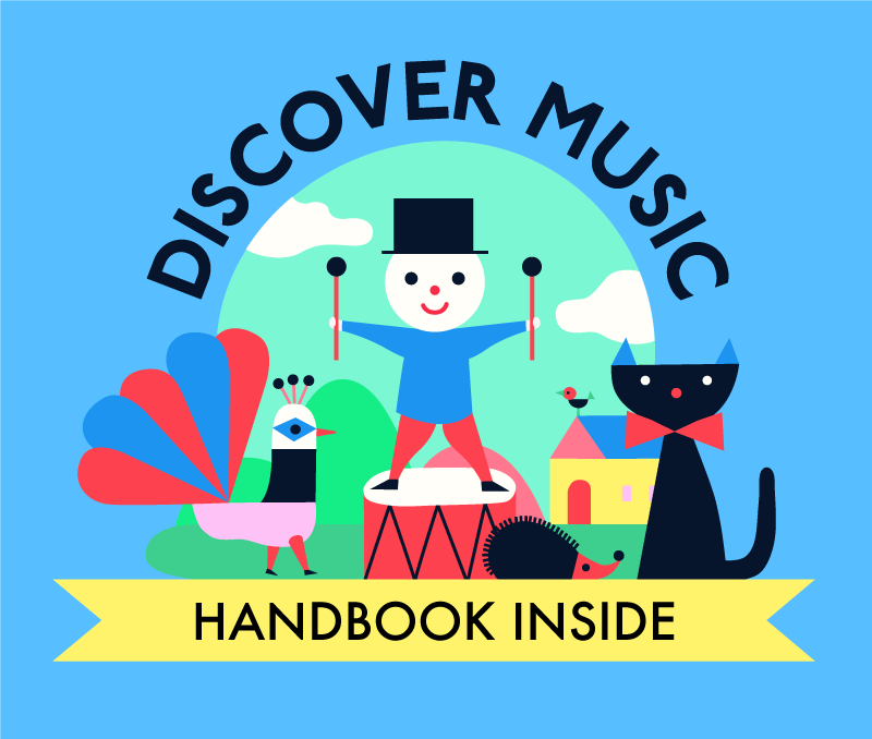 Entdecke die Musik App für Kinder und Familien