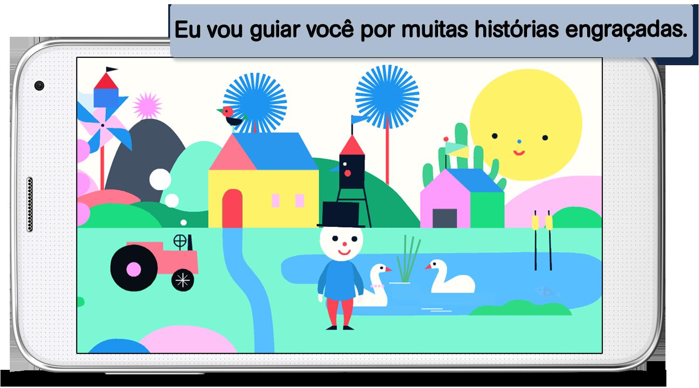 Descubra a Música – aplicativo para crianças e famílias