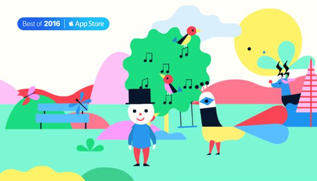 App für Kinder - Tongo Musik